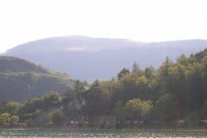 La Peyrouse du camping montagne des Alpe