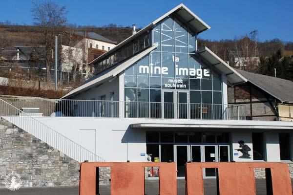 Musée mine image de la route napoleon au camping lac de Laffrey