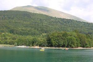 Le Grand Serre du camping montagne des Alpe