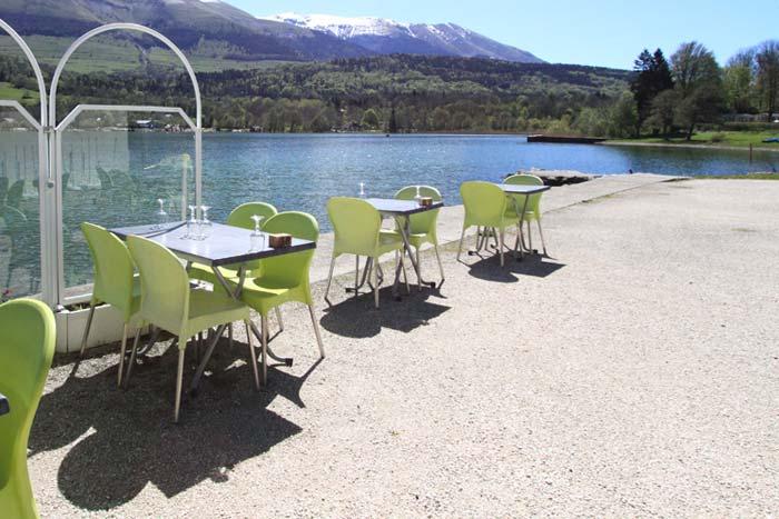 Restaurant du camping lac de Laffrey